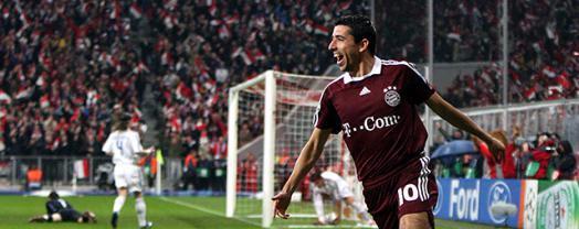 El gol más rapido de la Champions, de Makaay al Real Madrid